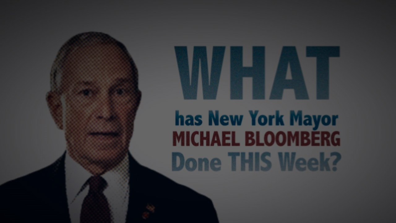 Bloomberg's Group Outrageously Honors the Boston Bomber