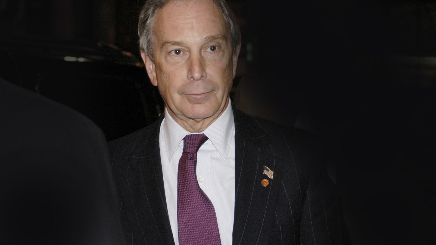 Former NY City mayor Michael Bloomberg is spending millions in an attempt to save faltering gubernatorial candidates in CT and MD